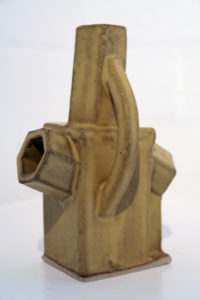 'Cubist' Vessel by James Tanner