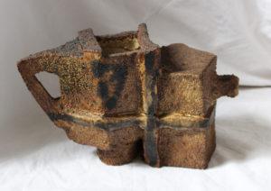 Japanese Teapot by Hannah Swain