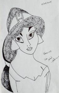 Jasmine by Sam Saint-Pettersen