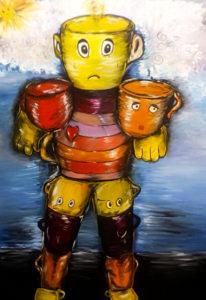 Mugged! by Jasmine Surreal