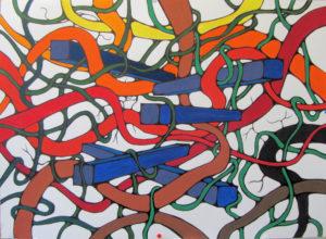 Snarled Destinies (2010) by Mat (JimDogArt)