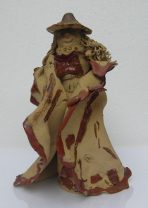 Jeptha by Elzbieta Harbord