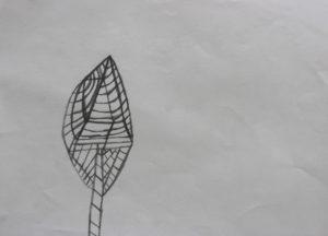 Leaf by John Ackhurst