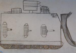 Tank by John Ackhurst