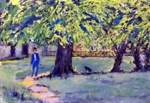 John Eves Park by Brian Ashpool
