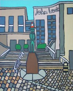 John Lewis by Pauline Jackson