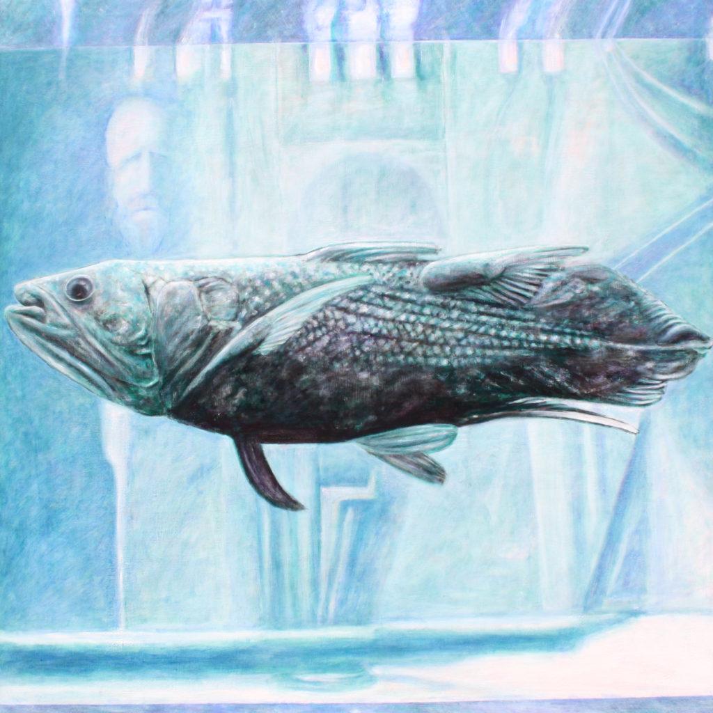 8561 || 2392 || Coelacanth (Latimeria chalumnae) || £800 || 4795