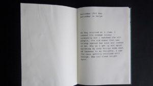 7 Days Abstracted Journal by deborah skinner