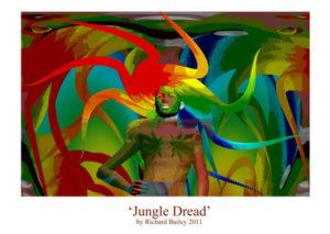 Jungle dread by RIKINI