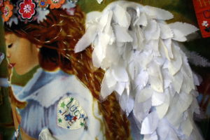 This is Esmerelda (detail) by Karen Lee