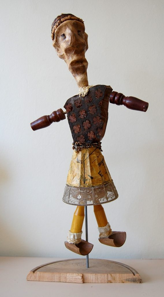 7160 || 2173 || The Dervishes Series - figure Three || £100 || NULL