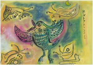 Watch the Birdy by Kathleen Mattsson