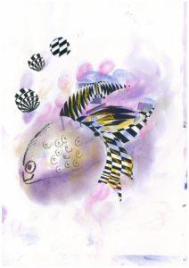 Bridget Bubble by Kathleen Mattsson
