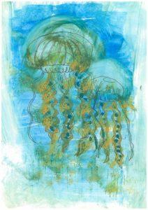 Up by Kathleen Mattsson