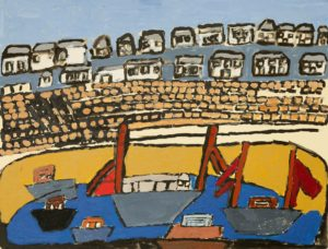 St Ives Harbour by Kathy Stewart