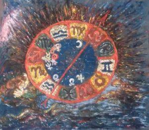 Katie's astro chart by Waltraud Pospischil