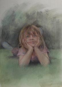 Katie by Katrina Malcolm