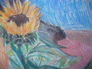 Sunflower by Keith Davies