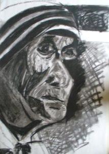 nun by Keith Davies