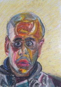 self portrait 2 by Keith Davies