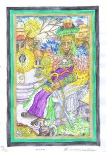 King Pentacles by Moonfireeye (LSM)