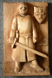 Hospitaller Knight by amrayner