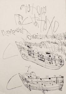 Musical Score by Koji Nishioka