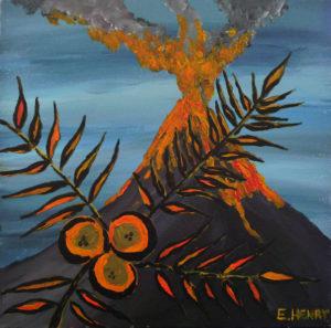 Krakatoa by Edward Henry