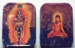 Narayana (Krsna) by iegor