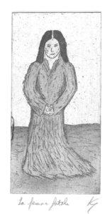 La Femme Fatale by Ken Gowers