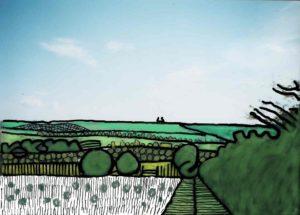 Landscape As Memory Made Manifest by G.E.W. Shepherd
