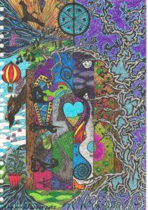 Capricorn Day by Lauren M Foster