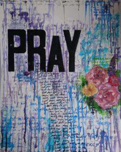 pray by Sal