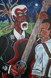 Papa Legba by John Pipere