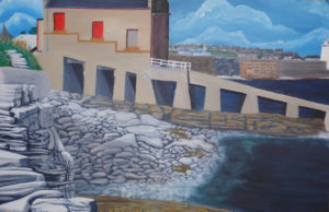 lifeboat_house_wick_harbour by Deanne MacLeod