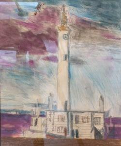 Lighthouse II by Robert McCamley
