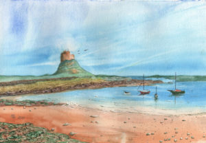 Lindisfarne 2010 by Michael Morrison
