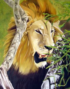 Lion by john anderson