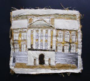 Buckingham Palace by Elizabeth Wingate