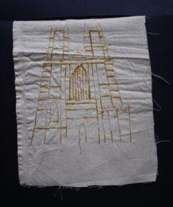 Westminster Abbey by Elizabeth Wingate