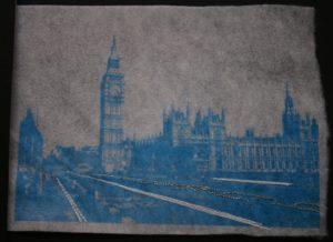 A View of London by Elizabeth Wingate