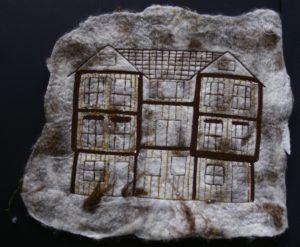 1966 House Side One by Elizabeth Wingate