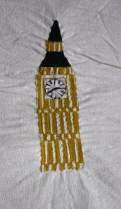 Big Ben II by Elizabeth Wingate