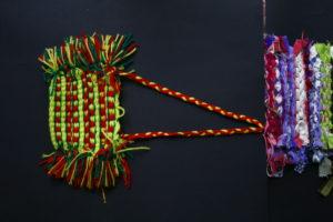 woven bag by Elizabeth Wingate
