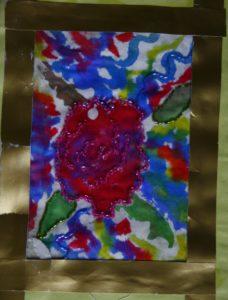 Flower Power by Elizabeth Wingate
