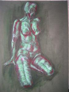 Woman by Ben Fish