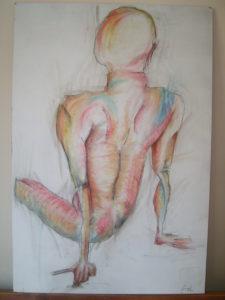 Unknown Man by Ben Fish