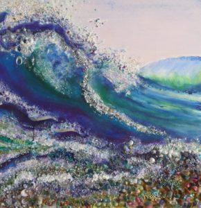 High Tide by Lynda Jones