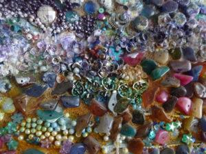 High Tide detail 2 by Lynda Jones