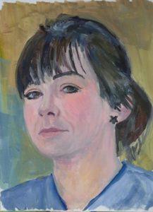 'Lynne' by Brian Keeley
